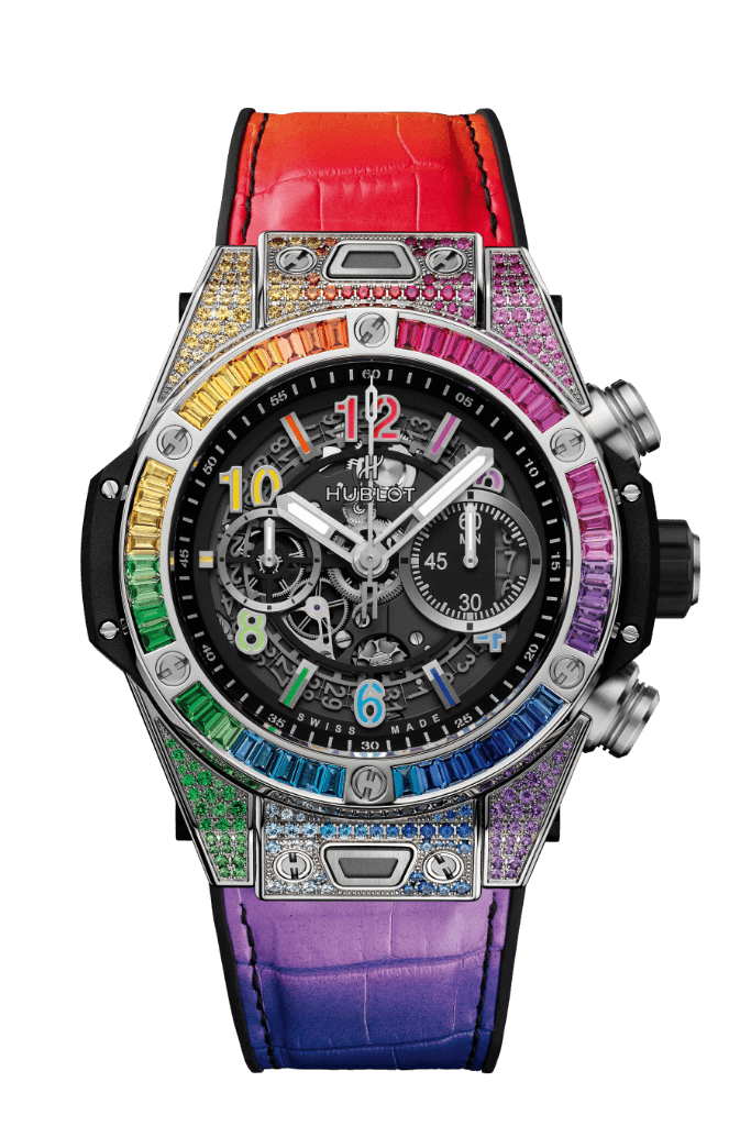BIG BANG UNICO RAINBOW
